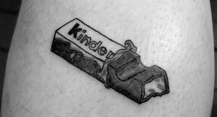 KINDER RIEGEL FACEBOOK