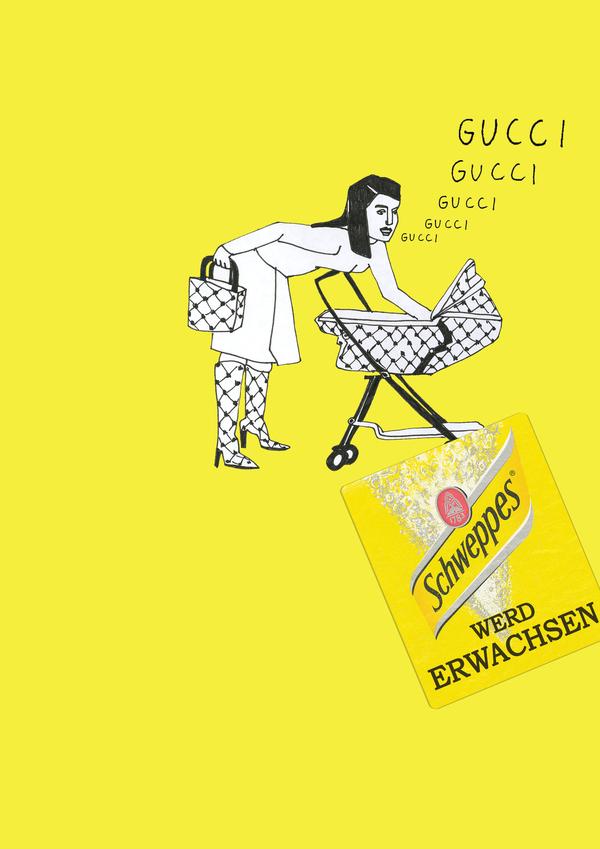 SCHWEPPES ADS